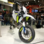 Husqvarna 701 Supermoto at EICMA 2014