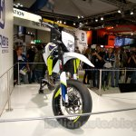 Husqvarna 701 Supermoto front at EICMA 2014