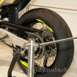 Husqvarna 701 Supermoto rear wheel at EICMA 2014