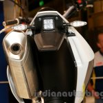 Husqvarna 701 Supermoto tail at EICMA 2014