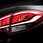 Hyundai Aslan taillights