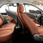 Hyundai Grand i10 Sedan (Xcent) cabin