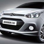Hyundai Grand i10 Sedan (Xcent) front fascia