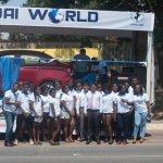 Hyundai Grand i10 Sedan (Xcent) in Ghana
