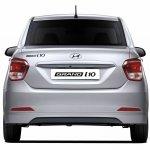Hyundai Grand i10 Sedan (Xcent) rear