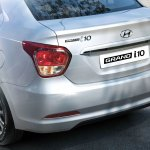 Hyundai Grand i10 Sedan (Xcent) taillight