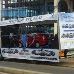 Hyundai Grand i10 sedan Ghana roadshow