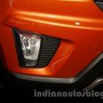 Hyundai ix25 foglight at 2014 Guangzhou Motor Show