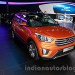 Hyundai ix25 front quarters at 2014 Guangzhou Motor Show