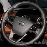 Hyundai ix25 steering wheel at 2014 Guangzhou Motor Show