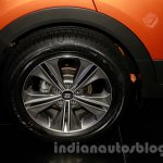 Hyundai ix25 wheel at 2014 Guangzhou Motor Show