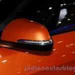 Hyundai ix25 wing mirrors at 2014 Guangzhou Motor Show