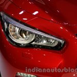 Infiniti Q50L headlight at 2014 Guangzhou Auto Show