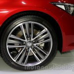 Infiniti Q50L wheel at 2014 Guangzhou Auto Show