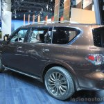 Infiniti QX80 Limited Edition rear three quarters left at the 2014 Los Angeles Auto Show