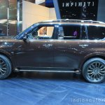 Infiniti QX80 Limited Edition side at the 2014 Los Angeles Auto Show