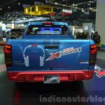 Isuzu D-Max X-Series special edition rear at the 2014 Thailand Motor Expo