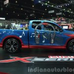 Isuzu D-Max X-Series special edition side at the 2014 Thailand Motor Expo
