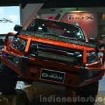Isuzu D-Max special edition at the 2014 Thailand Motor Expo