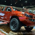 Isuzu D-Max special edition front three quarters at the 2014 Thailand Motor Expo