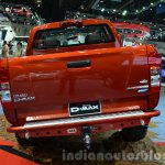 Isuzu D-Max special edition rear at the 2014 Thailand Motor Expo