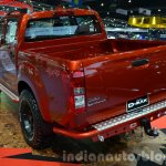 Isuzu D-Max special edition rear three quarters left at the 2014 Thailand Motor Expo