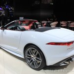 Jaguar F-Type AWD rear three quarters at the Los Angeles Auto Show 2014