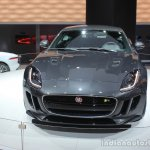 Jaguar F-Type R Coupe AWD at the Los Angeles Auto Show 2014