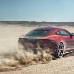 Jaguar F-Type R Coupe AWD rear three quarter