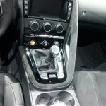 Jaguar F-Type manual gear lever