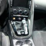 Jaguar F-Type manual gear lever