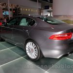 Jaguar XE rear angle at the 2014 Guangzhou Auto Show