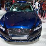 Jaguar XJ Cambridge edition front at 2014 Guangzhou Auto Show