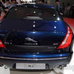 Jaguar XJ Cambridge edition rear at 2014 Guangzhou Auto Show