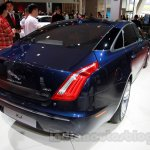 Jaguar XJ Cambridge edition rear quarter at 2014 Guangzhou Auto Show