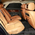 Jaguar XJ Cambridge edition rear seat at 2014 Guangzhou Auto Show
