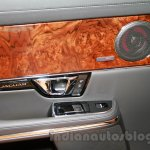Jaguar XJ Cambridge edition speaker at 2014 Guangzhou Auto Show