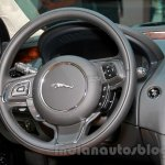 Jaguar XJ Cambridge edition steering at 2014 Guangzhou Auto Show