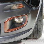 Jeep Renegade Apollo Edition foglight at 2014 Guangzhou Auto Show
