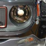 Jeep Renegade Apollo Edition headlight at 2014 Guangzhou Auto Show