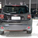 Jeep Renegade Apollo Edition rear at 2014 Guangzhou Auto Show