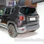 Jeep Renegade Apollo Edition rear quarter at 2014 Guangzhou Auto Show