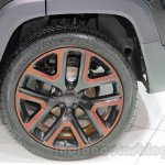 Jeep Renegade Apollo Edition wheel at 2014 Guangzhou Auto Show