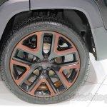 Jeep Renegade Apollo Edition wheel at 2014 Guangzhou Auto Show
