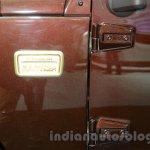 Jeep Wrangler Sundancer Edition badge at 2014 Guangzhou Auto Show