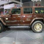 Jeep Wrangler Sundancer Edition profile at 2014 Guangzhou Auto Show