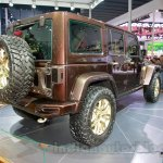 Jeep Wrangler Sundancer Edition rear quarters at 2014 Guangzhou Auto Show