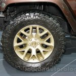 Jeep Wrangler Sundancer Edition wheel at 2014 Guangzhou Auto Show