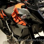 KTM 1050 Adventure badge at EICMA 2014