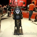 KTM 1050 Adventure front at EICMA 2014